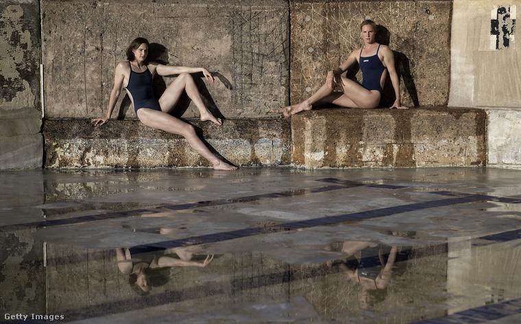 Két olimpiai aranyérmes úszónőről van szó, Bronte Campbell egy, nővére, Cate Campbell két olimpiai aranyéremmel rendelkezik.