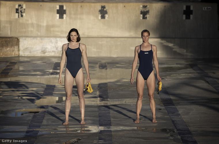 Ön tudta, hogy Ausztráliának két Hosszú Katinkája van, és hogy ráadásul testvérek? Cate és Bronte Campbell úszóbajnokokról van szó, ők láthatók ezen a képen és a következő tizenötön, merthogy nagyon és kevésbé művészi, de kivétel nélkül lenyűgöző fotók készültek arról, ahogy ők edzenek akkor, amikor éppen a nyári olimpián kéne lenniük.