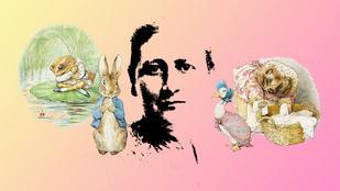 A bogaras viktoriánus írónő, aki állatokkal beszélgetett