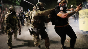 Az amerikai kormány további szövetségi erőket küld Portlandbe az erőszak megfékezésére