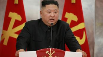 Kim Dzsongun szerint Észak-Koreában nem lesz többé háború