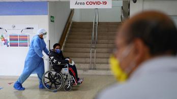 Már több mint 650 ezren haltak meg a koronavírus-járványban