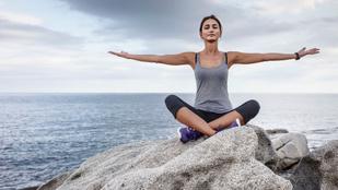 Szó szerint évekkel fiatalítja az agyad, ha meditálsz