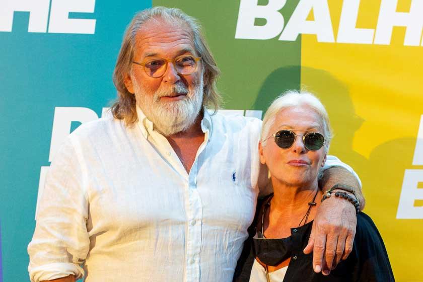 Pataki Ági és férje így turbékoltak a filmpremieren - 29 éve boldogok együtt