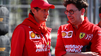 A Ferrari nagyfőnöke szerint 2022-ig nem nyernek semmit