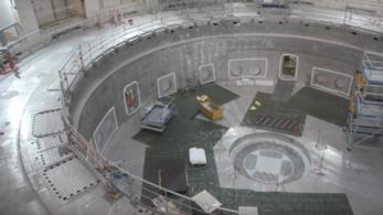 Hatalmas lépés a fúziós erőművek felé