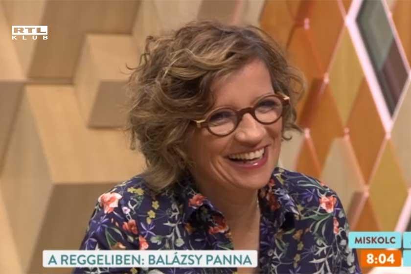 Balázsy Panna az RTL Klub műsorvezetője volt - 53 évesen ezzel foglalkozik