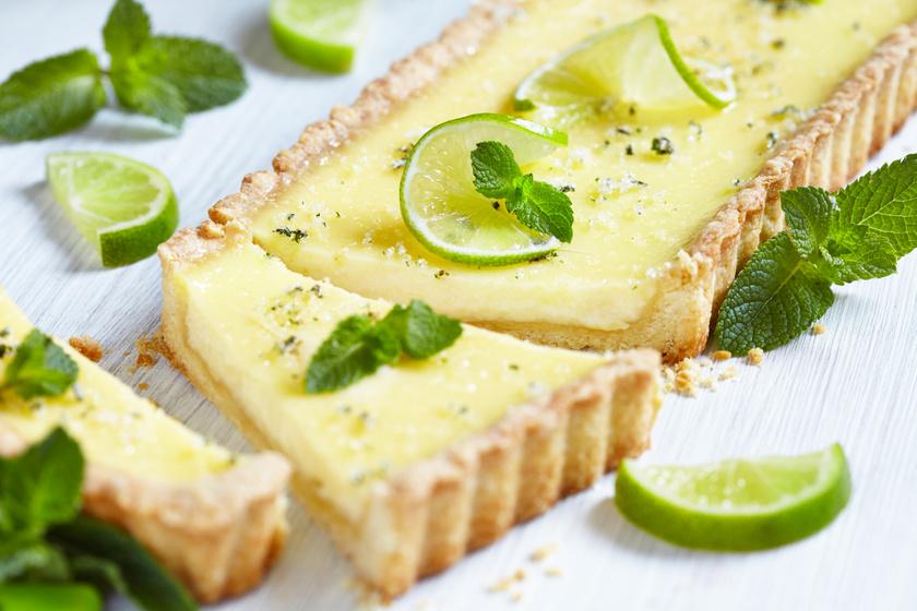 Omlós, krémes mojito süti: a híres koktél isteni sütiváltozata
