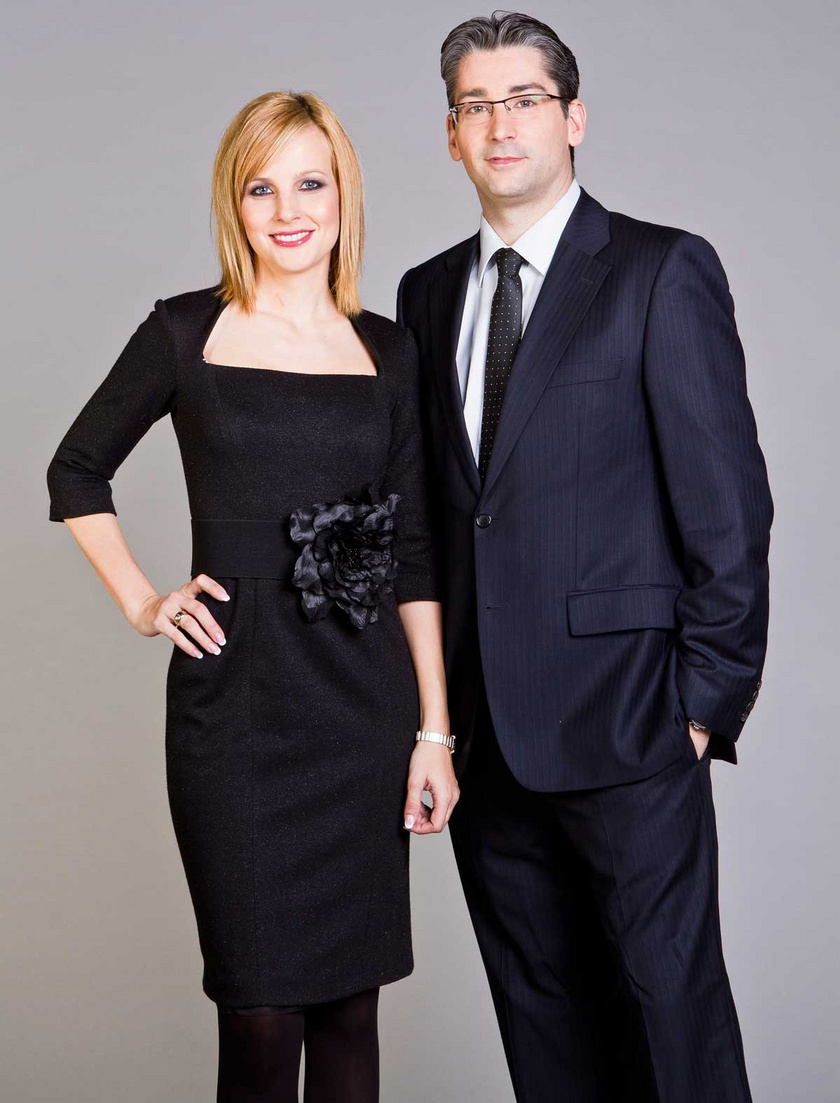 Várkonyi Andrea és Azurák Csaba 2011-ben