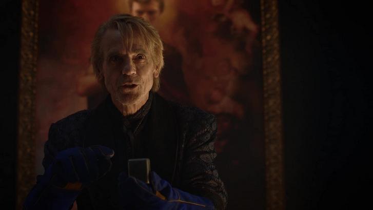 Jeremy Irons a Watchmen minisorozatban