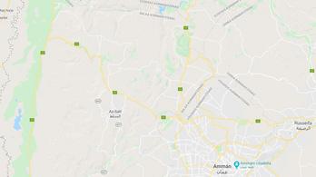 Jordániában csaknem négyszáz embert szállítottak kórházba ételmérgezéssel