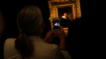 Rekordösszegért kelt el egy ritka Rembrandt-önarckép
