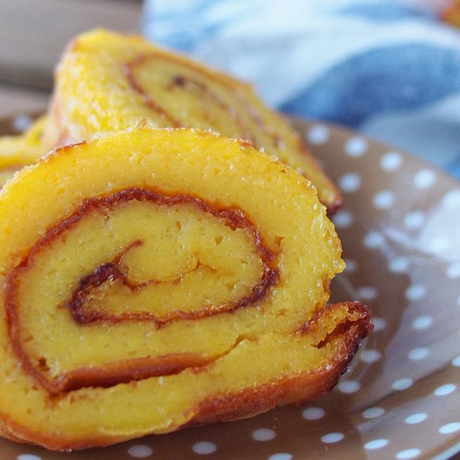 Isteni, puha narancsos rolád portugál recept szerint – Nincs liszt a tésztájában