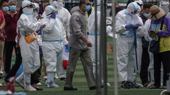 Megugrott a koronavírus-fertőzöttek száma Kína ujgurok lakta tartományában
