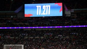 Vakcina nélkül is lehet telt házas stadion Angliában