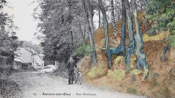 Képeslap alapján találták meg, hol festhette Van Gogh utolsónak tartott festményét