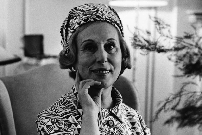 Ő volt a 20. század egyik legbefolyásosabb asszonya - A magyar származású Estée Lauder krémjeit az egész világ imádta