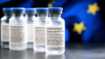 30 ezer betegnek juttat koronavírus-gyógyszert az EU