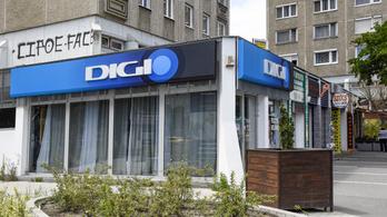 Húszmillió forintos versenyhivatali eljárási bírság a DIGI-re