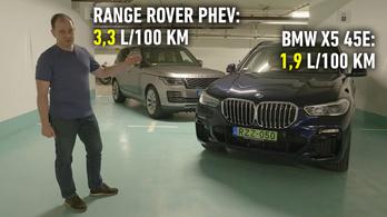 Tényleg ennyit fogyasztanak a zöld rendszámos SUV-ok?