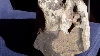 Kiállítják a Németországban talált legnagyobb meteoritot