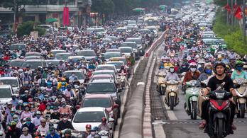Koronavírus: Ismét új fertőzéseket jelentettek Vietnámból