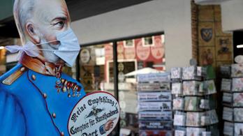 Ismét növekedett a koronavírus által fertőzöttek száma Ausztriában