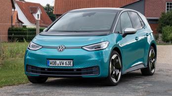 Bemutató: Volkswagen ID3 – 2020.