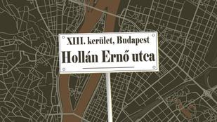 Ki az a Hollán Ernő, akiről az utcát elnevezték?