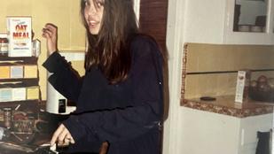 Sosem látott képek: így élt, így bulizott a tini Angelina Jolie