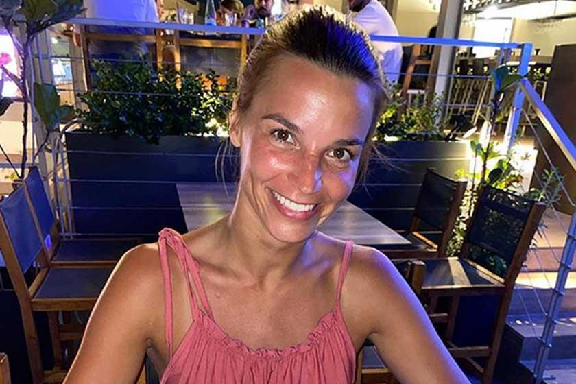 Berki Mazsi nádszálkarcsú, de férje szerint még nem tökéletes az alakja