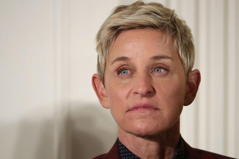A népszerű műsorvezető mindenkit terrorban tartott: egyre fokozódik a botrány Ellen DeGeneres körül