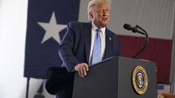 Trump elhalasztaná a novemberi elnökválasztást