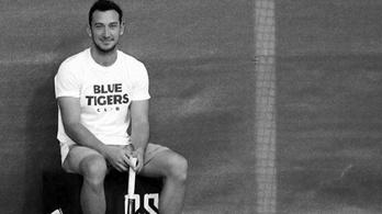 Augusztus 13-án búcsúztatják Borsos Olivér teniszedzőt