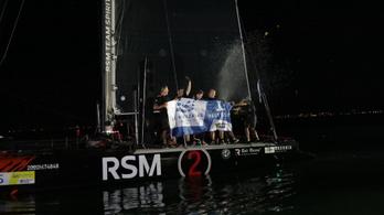 Az RSM2 nyerte a Kékszalagot