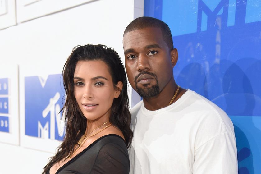 Kim Kardashian és férje már egy éve külön élnek: a tönk szélére került a házasságuk