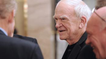 Szülővárosa könyvtárának adományozza gyűjteményét Milan Kundera