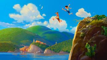 Az olasz Riviérán játszódik majd a Pixar új filmje