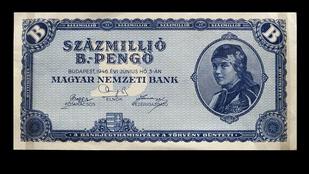 Azért te is elfogadnál egy száztrilliós bankjegyet – ennyire lennél vele gazdag