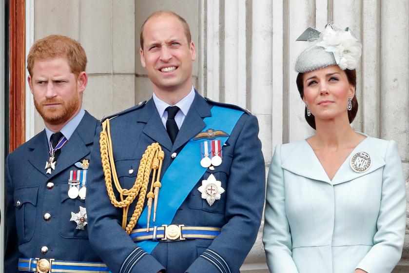 Harry herceg nem szeretett Vilmossal és Katalinnal együtt megjelenni: ebből lett elege
