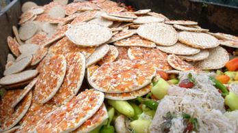Fejenként 68 kilogramm élelmiszert dobnak ki évente a magyarok