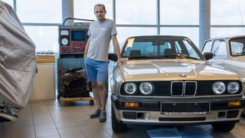 BMW-sek vagyunk, de a Mercitől sem félünk