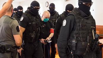 Egyöntetűen tagadták bűnösségüket a Kuciak-gyilkosság vádlottjai