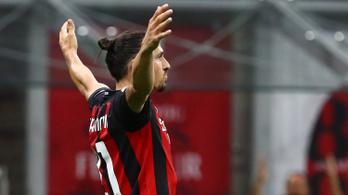 A Lazio csatáráé lett az Aranycipő, Ibrahimovic megint megállíthatatlan volt