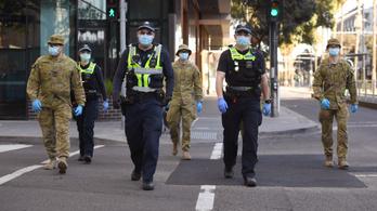 Katasztrófahelyzetet rendeltek el a koronavírus miatt Ausztrália második legnépesebb államában