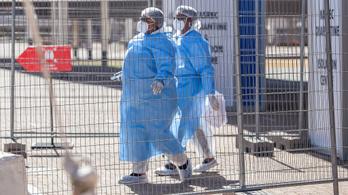 Két hét alatt 200 ezer új koronavírusos bukkant fel Dél-Afrikában