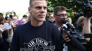 A börtönviselt orosz futballsztár a Szpartak Moszkvához szerződött