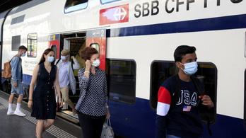 Koronavírus: Újra korlátozások jönnek Svájcban