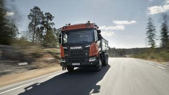 A Scania gyártása már teljesen szén-dioxid-mentes