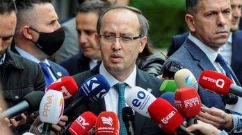 Koronavírusos lett a koszovói kormányfő